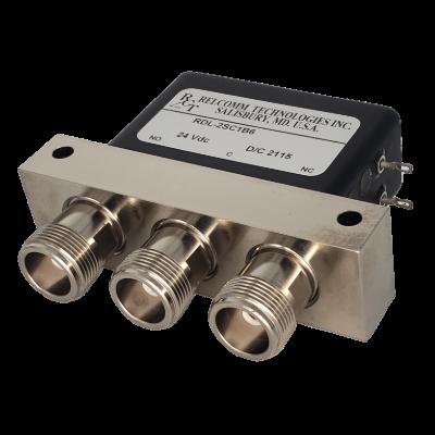 RDL-Series SPDT Relay W/SC Connectors