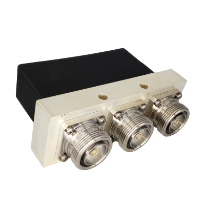 RDL-Series High Power SPDT Relay W/ 7/16 DIN Connectors