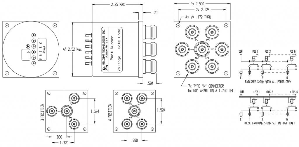 RML-SP(3-6)T-N-MECH-OD