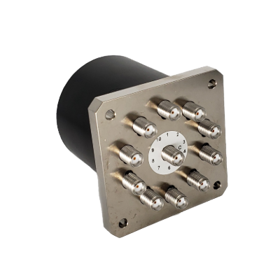 RMT-Series SP(9-10)T Failsafe Relay W/SMA Connectors