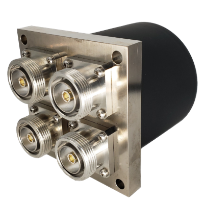 RTL-Series High Power Transfer Relay W/ 7/16 DIN Connectors