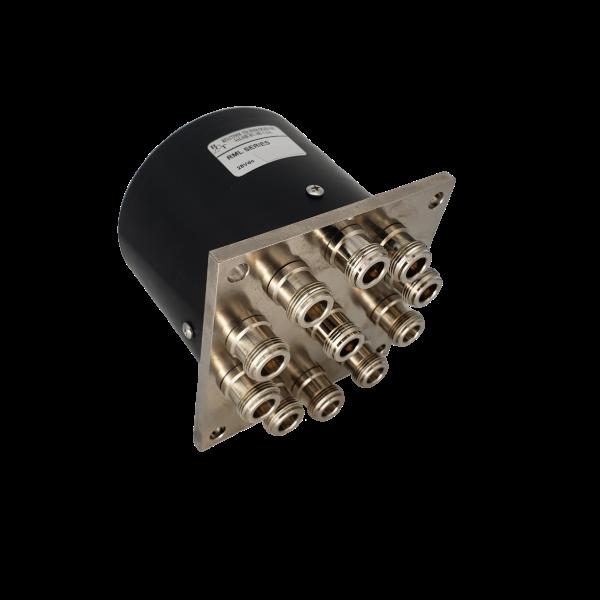 RML-Series SP(9-10)T Relay W/ N